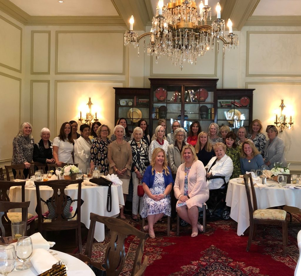 2019 Past Presidents' Luncheon honoring Stacy Payne Miller, President 2017-2019