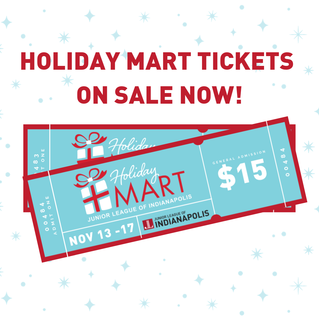 Holiday Mart Tickets Available Now!