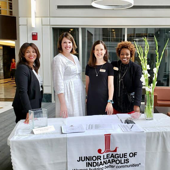 JLI Members at the 2019 Community Open House